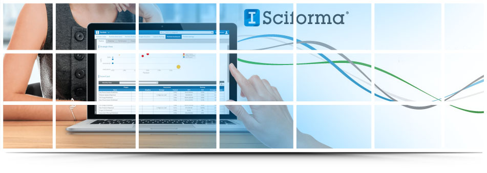 Project management software - Sciforma